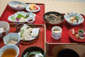 伝統精進料理