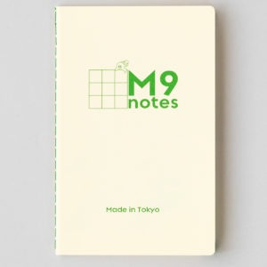 M9notes手帳サイズ