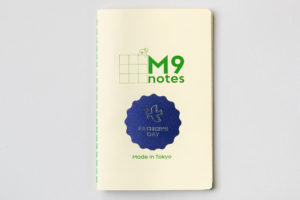 M9notes手帳サイズ 父の日