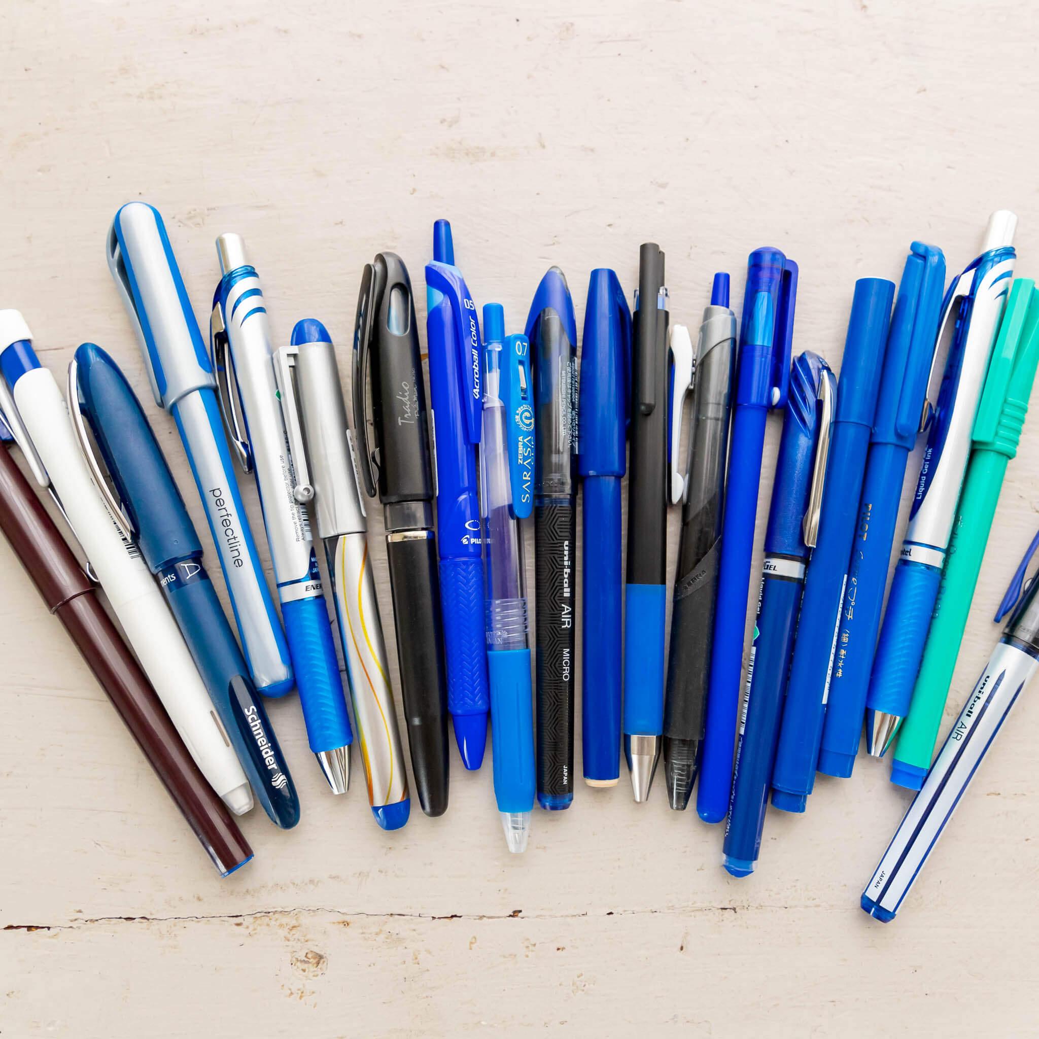 M9notes オススメは青色のペンでメモすること!