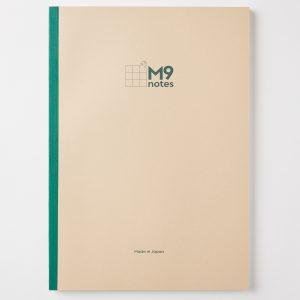 M9notes A4サイズ160