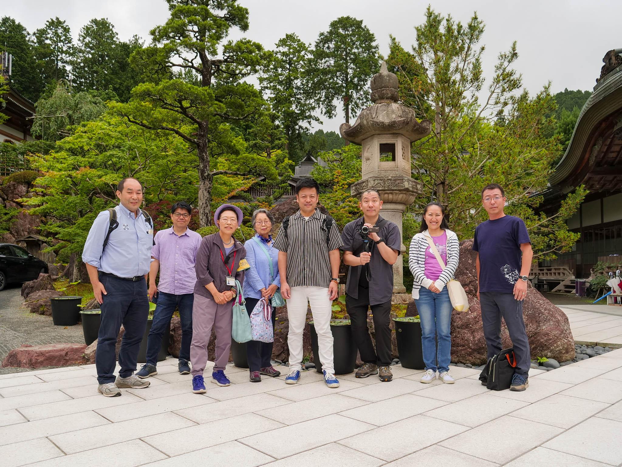 高野山ツアー2019 写真