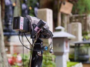 ビデオ大木さんの装備はよかった。