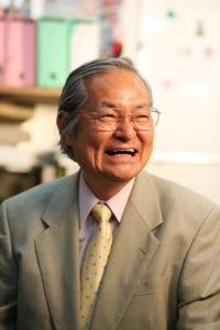 松村寧雄先生