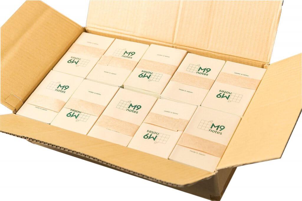 M9notesポケットサイズ200冊