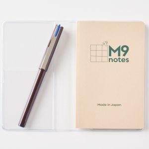 M9notes 手帳はじめてセット