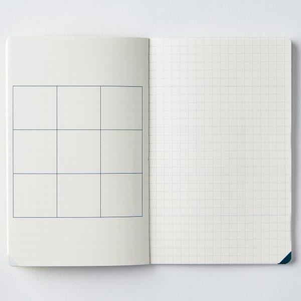 手帳は見開きで使いましょう。