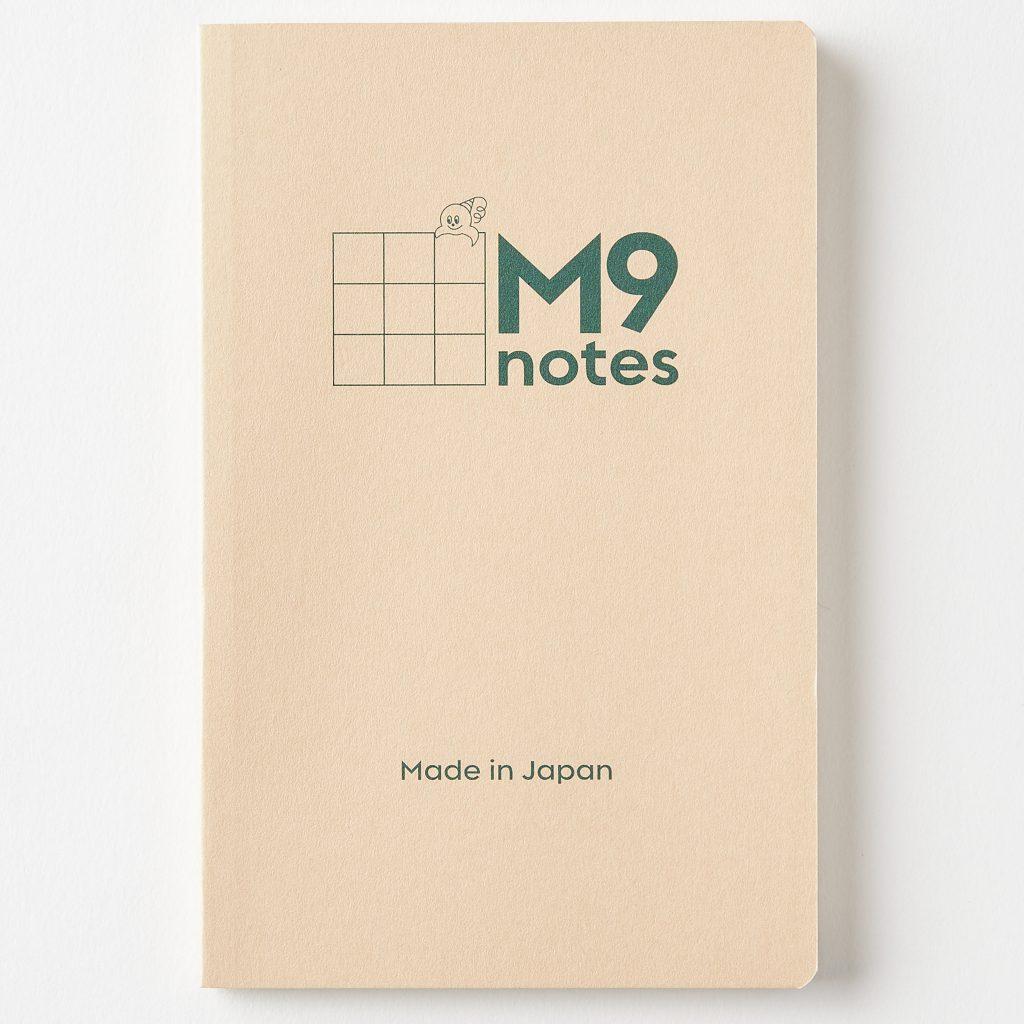 M9notes 手帳サイズJPN64